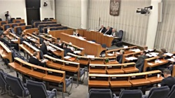 Nowelizacja ustaw sądowych odrzucona przez Senat - miniaturka