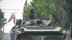 Wielkie manewry wojskowe w Donieckiej Republice Ludowej - miniaturka