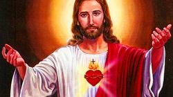 Posłuchaj co obiecał Jezus czcicielom Swego Najświętszego Serca - miniaturka