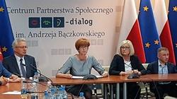 Jest porozumienie rządu z częścią organizacji, które działają na rzecz niepełnosprawnych - miniaturka