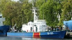 100 mln złotych na pełnomorski patrolowiec dla Morskiego Oddziału SG - miniaturka