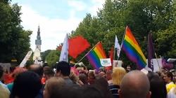 Brudziński ukarze gejów? Homoprofanacja godła!!! - miniaturka