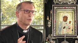 Bp Nicolas Brouwet: W Częstochowie mogłem zobaczyć głęboką wiarę Polaków - miniaturka