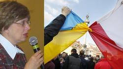 Ewa Siemiaszko: Ukraińcy, którzy ratowali Polaków - miniaturka