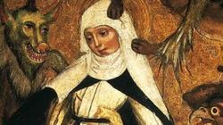 O tym, jak demony dręczyły św. Katarzynę ze Sieny - miniaturka