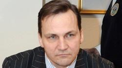 Radosław Sikorski: Afera podsłuchowa? Zyskało PiS i Rosja - miniaturka