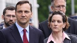 Żona Sikorskiego straszy Polskę: USA wam nie pomogą - miniaturka
