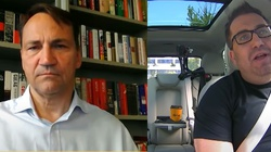 [Wideo] Sikorski w Onecie ostro o mieniu bezspadkowym. Węglarczyk zaniemówił - miniaturka