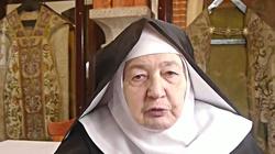S. Małgorzata Borkowska: Pilnujcie się zawsze i aż do samego końca - miniaturka