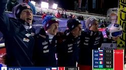 Polacy po raz pierwszy z medalem mistrzostw świata w lotach! - miniaturka