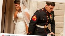 Wzruszające zdjęcie! Co robią narzeczeni przed ślubem? - miniaturka