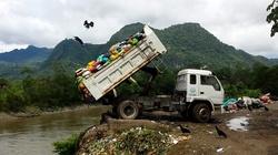 Mafii śmieciowej STOP: Tony odpadów jechały z Niemiec do Małopolski - miniaturka