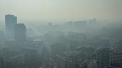 25 listopada: Mgła czy smog na Warszawą? - miniaturka