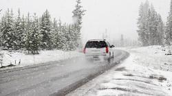 UWAGA!!! Burza śnieżna nad Polską. ,,Spektakularne i niezwykle rzadkie'' - miniaturka