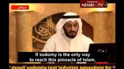 Islam pozwala na sodomię w imię dżihadu! - miniaturka
