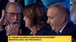 Uuuu, powiało grozą... Jan Kidawa-Błoński: Prezydencie, bój się mojej Małgośki! - miniaturka