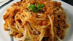 Spaghetti bolognese - klasycznie doskonały przepis - miniaturka