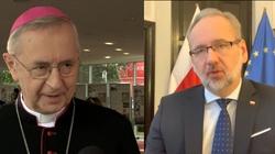 ,,To troska o dobro wspólne''. Minister Niedzielski dziękuje biskupom - miniaturka