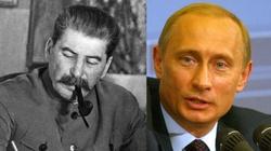 Stalin i Putin władcami rosyjskich serc - miniaturka