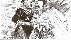 IV rozbiór Polski, czyli pakt Ribbentrop-Mołotow - miniaturka