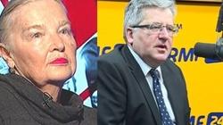 Prof. Staniszkis: Komorowski był lepszym prezydentem, niż Duda - miniaturka