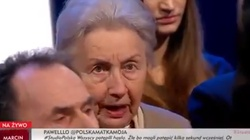 'Mamy w Polsce apogeum nazizmu'. Starsza kobieta nie wytrzymała! - miniaturka