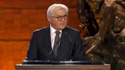 Prezydent Niemiec: Największa zbrodnia w historii jest winą moich rodaków - miniaturka