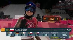 Brawo!!! Stoch liderem po pierwszej serii konkursu olimpijskiego na dużej skoczni - miniaturka
