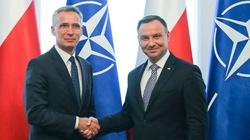 Duda: NATO jest jednością. Kto chce tę jedność rozbić, będzie zawiedziony - miniaturka