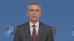 Szef NATO wzywa Rosję do nieingerowania na Białorusi - miniaturka