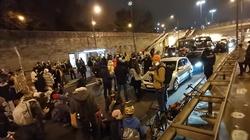 ,,Strajk kobiet'' zablokował Trasę Łazienkowską, żeby … obalić rząd - miniaturka