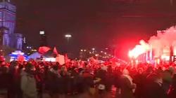 Trzaskowski solidaryzuje się z aborcjonistami, a oni demolują Warszawę - miniaturka