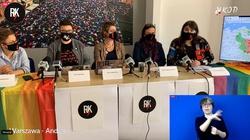 Kompletny odlot! Strajk Kobiet chce zakazu egzorcyzmów na osobach LGBT [Wideo] - miniaturka