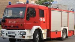 Po nawałnicach ponad 22 tys. interwencji straży pożarnej - miniaturka