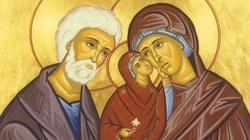 Strażnicy Niepokalanego Poczęcia - dziadkowie Jezusa? - miniaturka