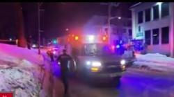 Strzelanina w meczecie, nie żyje sześć osób - miniaturka