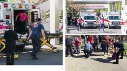 Masakra w college`u w USA, Ponad 15 osób zastrzelono - miniaturka