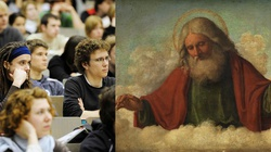 Jak student dialogował z niewierzącym profesorem. PRZECZYTAJ! - miniaturka
