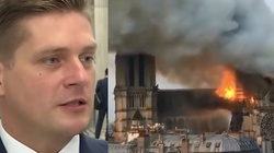 Kownacki o pożarze Notre-Dame: Znak czasów... - miniaturka