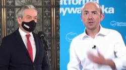 Biedroń szydzi z Budki: 276 odcinek zjednoczonej opozycji  - miniaturka