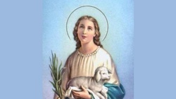 Naśladujcie świętą Agnieszkę - wzór czystości - miniaturka