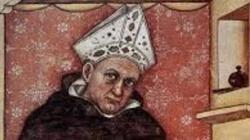 Święty Albert Wielki, biskup i doktor Kościoła i patron studiujących nauki przyrodnicze - miniaturka