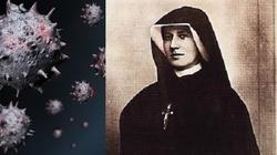 Św. Faustyna o tym, jak będzie wyglądał koniec świata - miniaturka