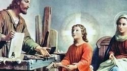 Jeżeli nie masz pracy... to idź do świętego Józefa! - miniaturka