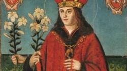 Dziś świętego Kazimierza - królewicza - miniaturka