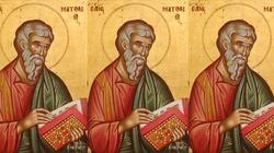 Benedykt: Celnik Mateusz świadkiem miłosierdzia Pana - miniaturka