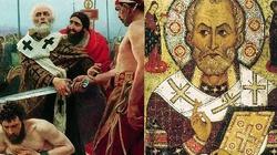 Święty Mikołaj - biskup, nie ,,krasnal'' z reklamy Coca Coli! - miniaturka
