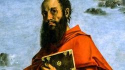 Uwaga! Apostoł przestrzega przed zasadzką diabła - miniaturka