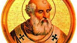 Święty Zachariasz, papież. Przywrócił kult obrazów i przeniósł Stolicę Apostolską na Lateran - miniaturka