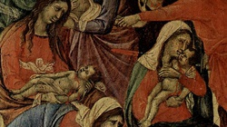 Święci Młodziankowie, niewinne dzieci, które Chrystus uwieńczył koroną męczeństwa, módlcie się za nami! - miniaturka